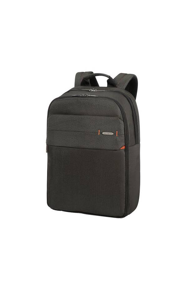Plecaki na laptopa Samsonite Network 3 Czarny Charcoal Black