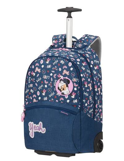 Kinderrucksack Samsonite Color Funtime Disney Minnie Doodles größe