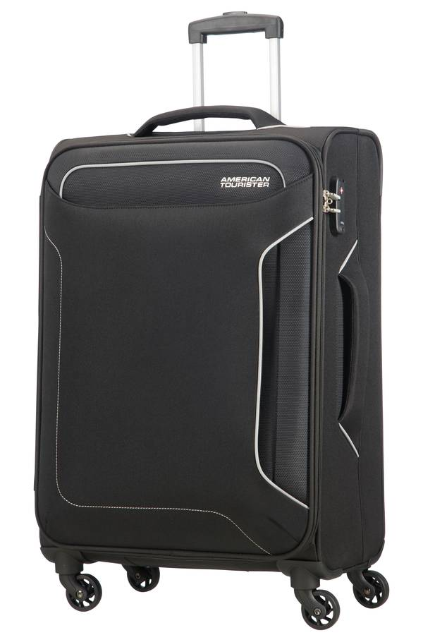 Duży > 70 cm American Tourister Holiday Heat Czarny Black