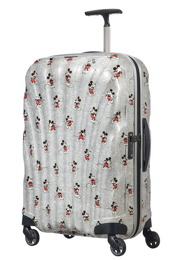 Walizki średnie 56 - 69 cm Samsonite Cosmolite Multikolor Mickey True Authentic