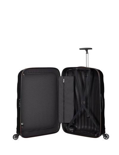 Extra large luggage Samsonite Cosmolite 75 cm with 4 wheels
