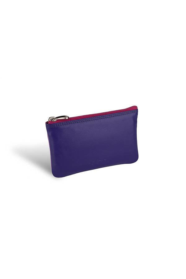 Etui Valentini Colors Fioletowy Purple Haze