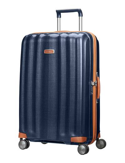 Extra large luggage Samsonite Lite-Cube DLX 76 cm with 4 wheels