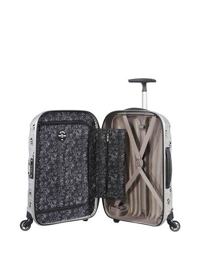 Walizka kabinowa Samsonite Cosmolite Disney Edition Mickey Mouse