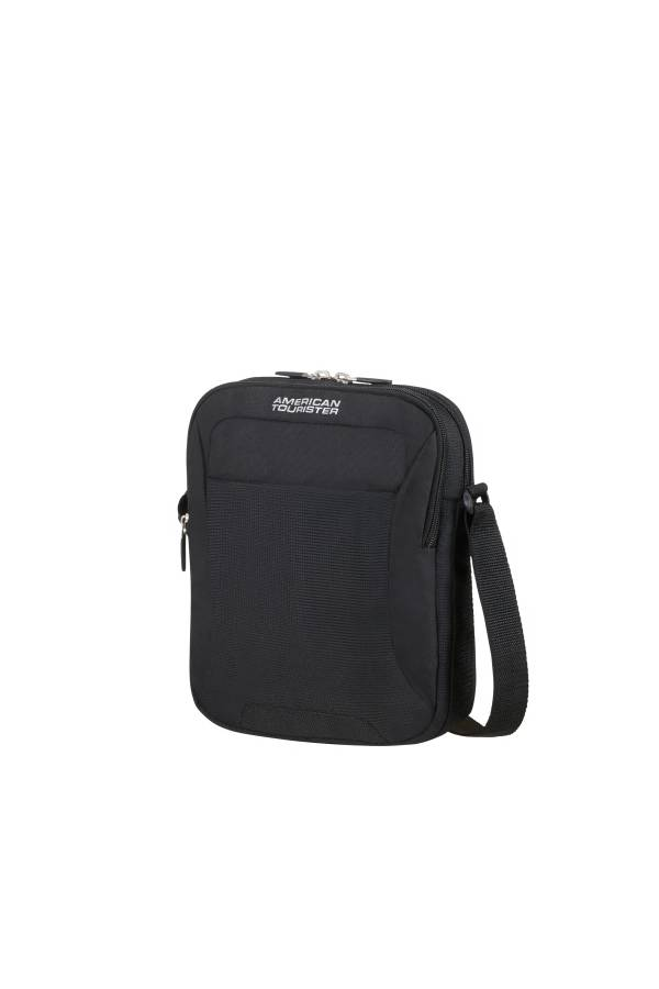 c538bd800 Shoulder bag American Tourister Road Quest Czarny